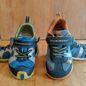 Tsukihoshi Toddler Shoes Size 8 Unisex